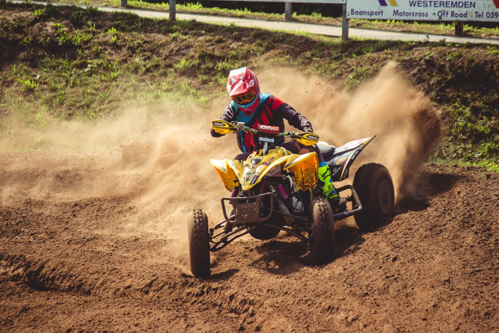 ATV Rims and Shock Absorbers by Aussie Powersports