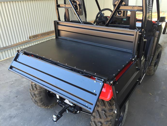 honda pioneer 500 cargo tray